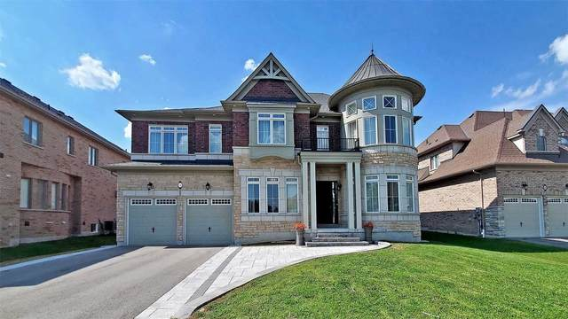 16 Somer Rumm Crt, Whitchurch-Stouffville, ON L4A 1X8 (MLS #N5130797) :: Forest Hill Real Estate Inc Brokerage Barrie Innisfil Orillia