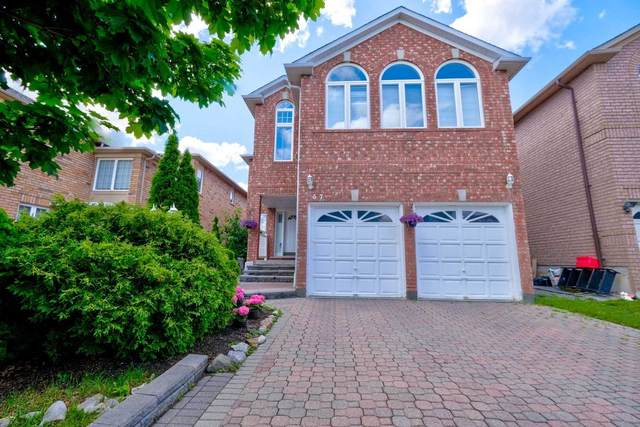 57 Fortune Cres, Richmond Hill, ON L4S 1T5 (#N5282422) :: The Ramos Team