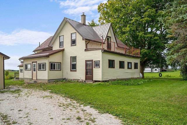 4355 Conc 7 Sunnidale Rd, Clearview, ON L0M 1S0 (#S4837169) :: The Ramos Team
