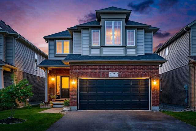 9 Kayla Cres, Collingwood, ON L9Y 5K9 (#S4908427) :: The Ramos Team