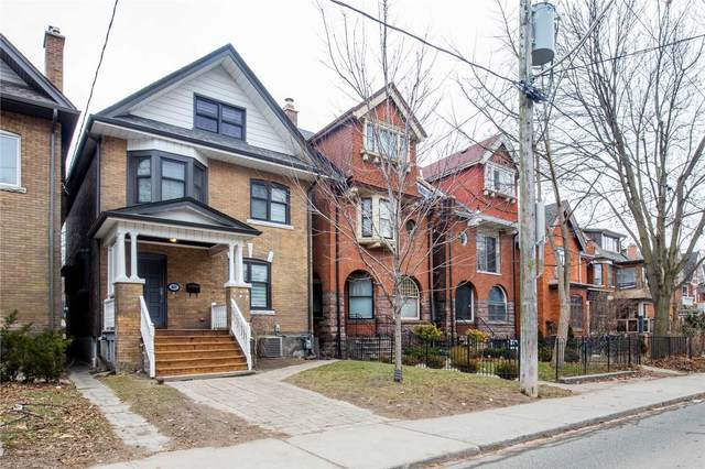 207 Dunn Ave, Toronto, ON M6K 2S1 (#W5084186) :: The Johnson Team