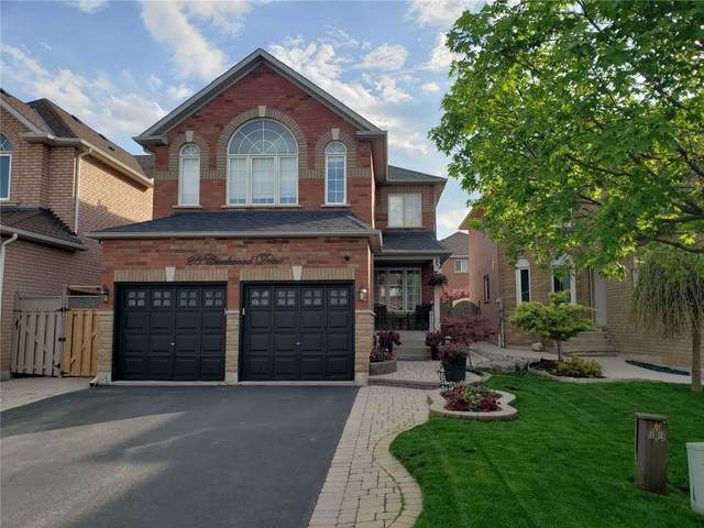 26 Creekwood Dr, Brampton, ON L7A 1G6 (MLS #W5131731) :: Forest Hill Real Estate Inc Brokerage Barrie Innisfil Orillia