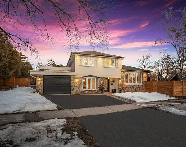1 Guernsey Dr `, Toronto, ON M9C 3A5 (MLS #W5133758) :: Forest Hill Real Estate Inc Brokerage Barrie Innisfil Orillia