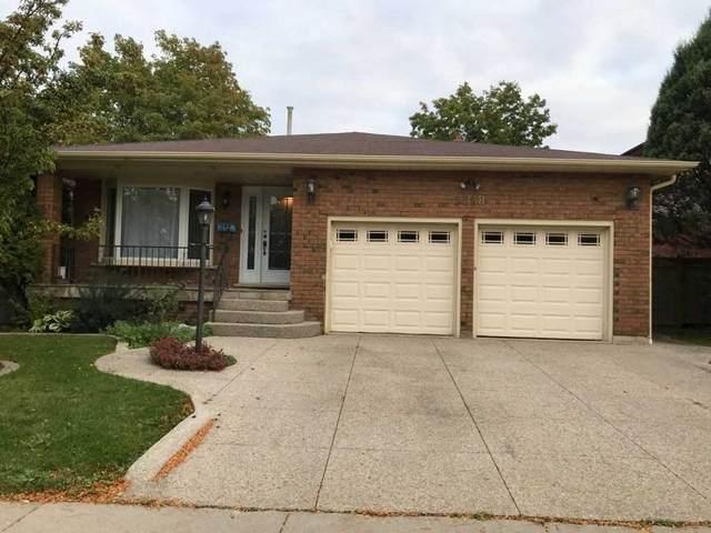 3328 Jordan Ave, Burlington, ON L7M 3R2 (#W5396025) :: Royal Lepage Connect
