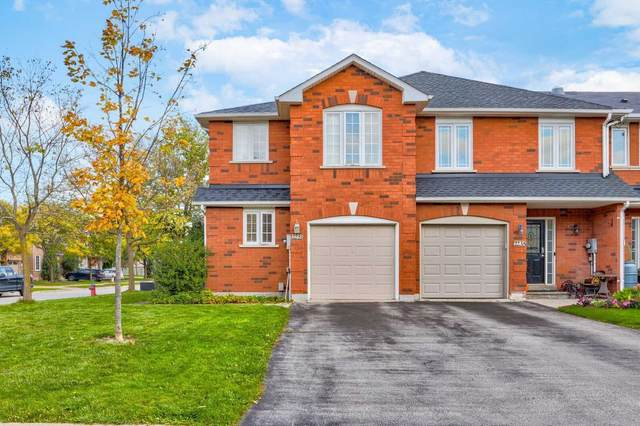 2237 Pell Cres, Oakville, ON L6M 3T6 (#W5409511) :: Royal Lepage Connect