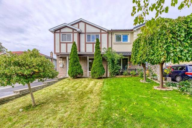 493 Lana Terr, Mississauga, ON L5A 3B2 (#W5411525) :: Royal Lepage Connect