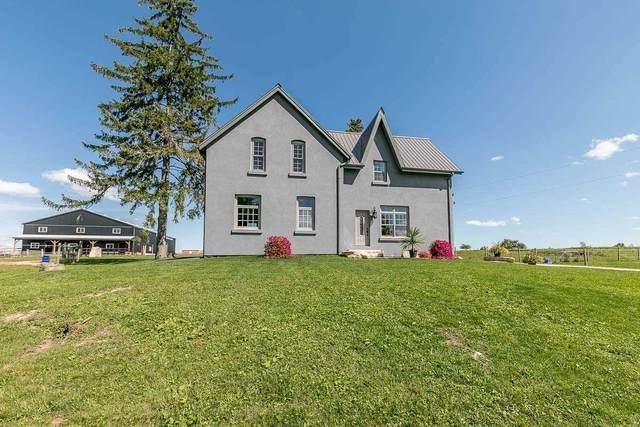 837147 N 4th Line, Mulmur, ON L0N 1M0 (MLS #X4929420) :: Forest Hill Real Estate Inc Brokerage Barrie Innisfil Orillia