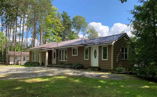 1160 Crystal Lake Rd, Galway-Cavendish And Harvey, ON K0M 2A0 (#X5364512) :: Royal Lepage Connect