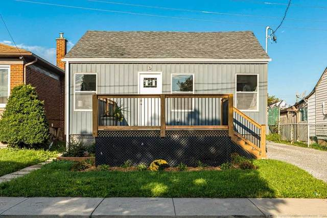25 Selkirk Ave, Hamilton, ON L8H 5L6 (#X5401352) :: Royal Lepage Connect