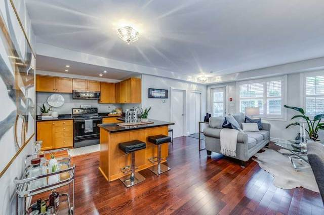 21 Earl St #101, Toronto, ON M4Y 1M4 (#C5355014) :: Royal Lepage Connect
