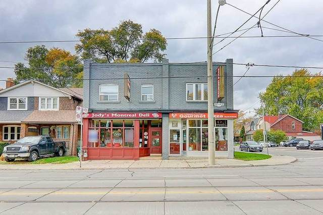 64 Kingston Rd, Toronto, ON M4L 1S4 (MLS #E4961593) :: Forest Hill Real Estate Inc Brokerage Barrie Innisfil Orillia