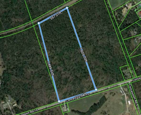 0 Concession Road 10 Rd, Clarington, ON L0B 1B0 (MLS #E5139986) :: Forest Hill Real Estate Inc Brokerage Barrie Innisfil Orillia