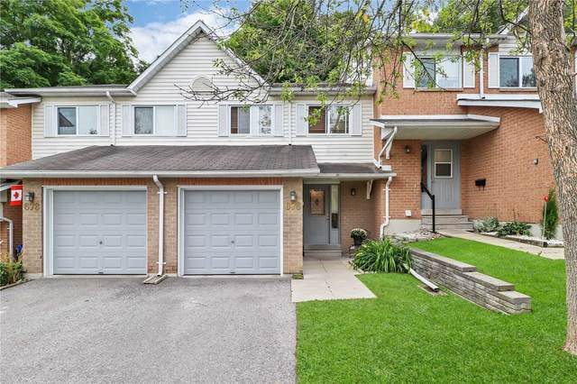 676 Gibney Cres, Newmarket, ON L3X 1Y1 (#N4904744) :: The Ramos Team