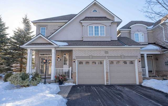 56 Stonecliffe Cres, Aurora, ON L4G 7Z6 (MLS #N5128224) :: Forest Hill Real Estate Inc Brokerage Barrie Innisfil Orillia