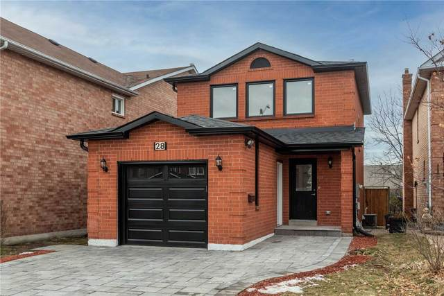 28 Cougar Crt, Richmond Hill, ON L4S 1H7 (MLS #N5134070) :: Forest Hill Real Estate Inc Brokerage Barrie Innisfil Orillia