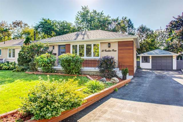 50 Cartier Cres, Richmond Hill, ON L4C 2N2 (#N5402947) :: Royal Lepage Connect