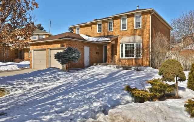 1538 Princeton Cres, Oakville, ON L6H 4H5 (MLS #W5129979) :: Forest Hill Real Estate Inc Brokerage Barrie Innisfil Orillia