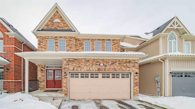 341 Porter Dr, Woodstock, ON N4T 0H1 (MLS #X5118892) :: Forest Hill Real Estate Inc Brokerage Barrie Innisfil Orillia