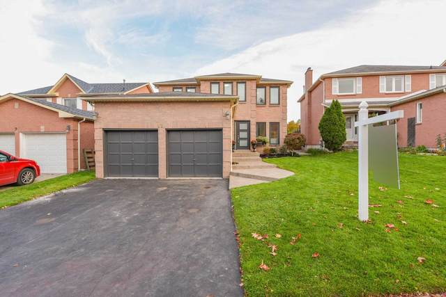 11 Wickens Cres, Ajax, ON L1T 3M7 (#E5411550) :: Royal Lepage Connect
