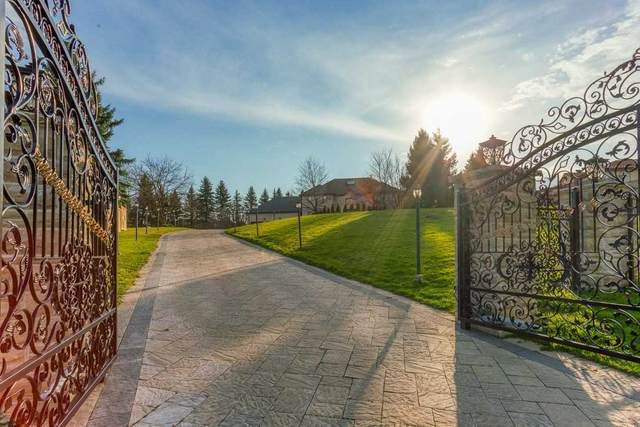 12 Woodland Acres Cres, Vaughan, ON L6A 1G1 (#N4998538) :: The Johnson Team