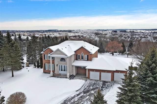 19 Mcroberts Pl, Aurora, ON L4G 6X2 (MLS #N5110561) :: Forest Hill Real Estate Inc Brokerage Barrie Innisfil Orillia