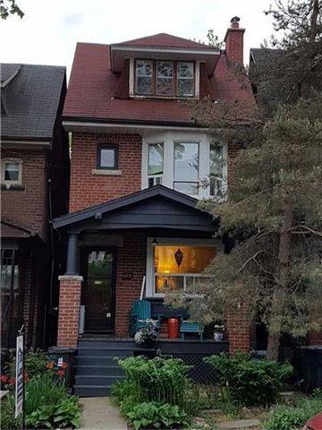 184 Rushton Rd, Toronto, ON M6G 3J3 (#C3853480) :: Mark Loeffler Team