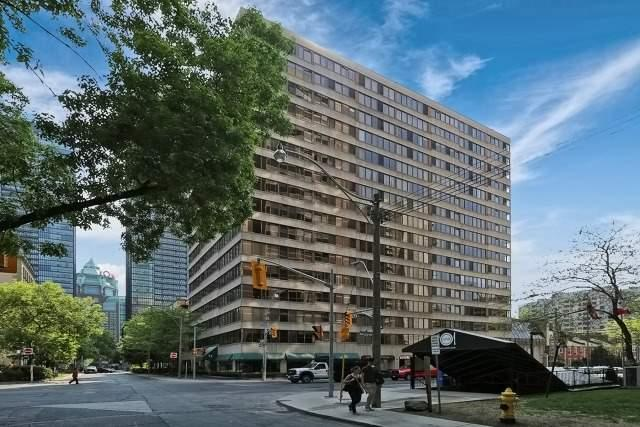 71 E Charles St #205, Toronto, ON M4Y 2T3 (#C3853490) :: Mark Loeffler Team
