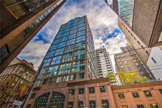 7 E King St #1607, Toronto, ON M5C 3C5 (#C3884084) :: Beg Brothers Real Estate