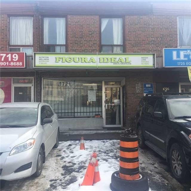 1721 W Eglinton Ave, Toronto, ON M6E 2H4 (#C4026193) :: Apex Realty Network