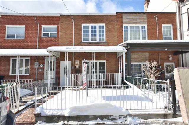 42 Brookfield St, Toronto, ON M6J 3A9 (#C4047520) :: Beg Brothers Real Estate