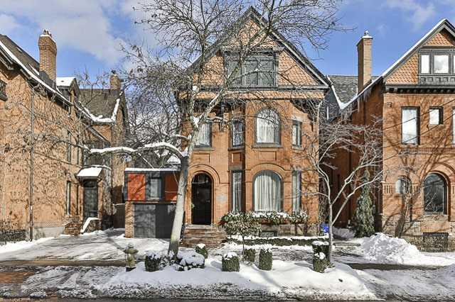 125 Bedford Rd, Toronto, ON M5R 2K6 (#C4047707) :: Beg Brothers Real Estate