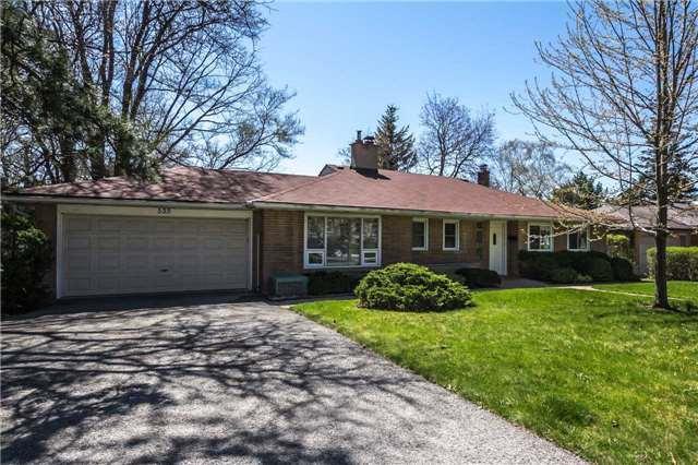 535 Blythwood Rd, Toronto, ON M4N 1B4 (#C4120986) :: Beg Brothers Real Estate