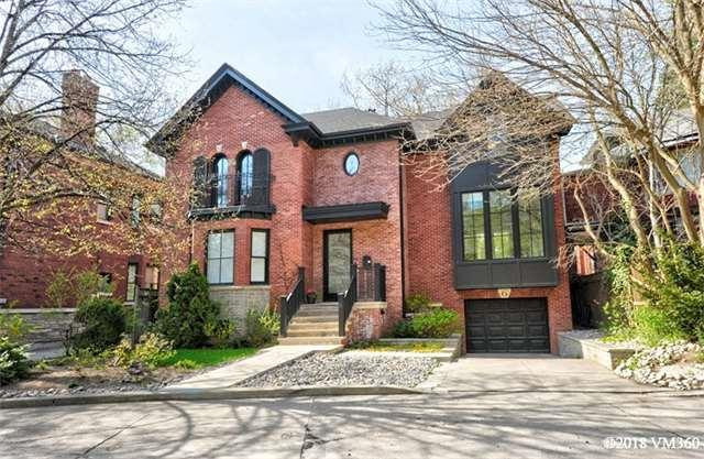 6 Rachael St, Toronto, ON M4W 1M5 (#C4125093) :: RE/MAX Prime Properties