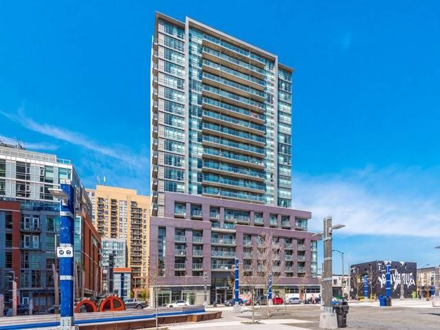 68 Abell St #916, Toronto, ON M6J 0B1 (#C4126593) :: Beg Brothers Real Estate