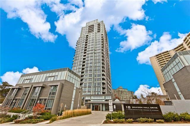 18 Graydon Hall Dr #1405, Toronto, ON M3A 0A4 (#C4128247) :: Beg Brothers Real Estate