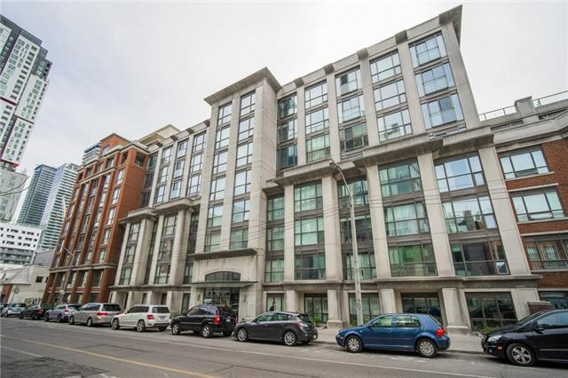 18 Beverley St #221, Toronto, ON M5T 3L2 (#C4128508) :: Beg Brothers Real Estate