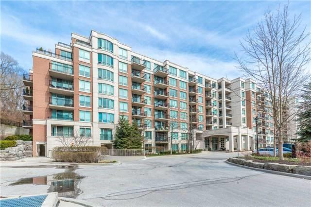 38 William Carson Cres #501, Toronto, ON M2P 2H2 (#C4131944) :: Beg Brothers Real Estate