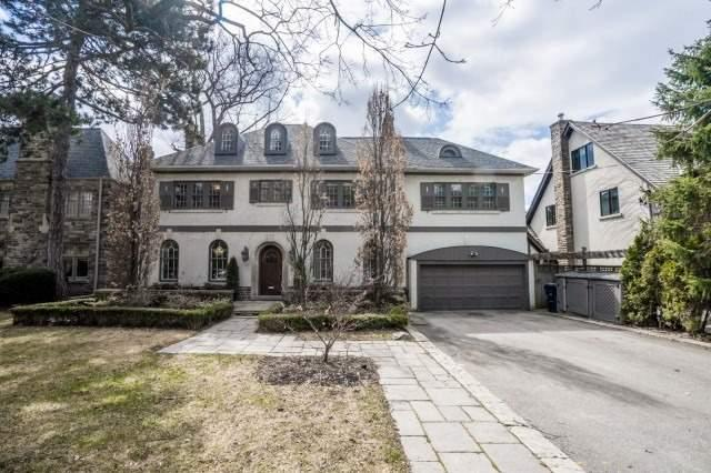 5 Dewbourne Ave, Toronto, ON M5P 1Z1 (#C4132702) :: Beg Brothers Real Estate