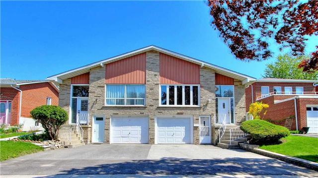 124 Chipwood Cres, Toronto, ON M2J 3X7 (#C4133449) :: Beg Brothers Real Estate