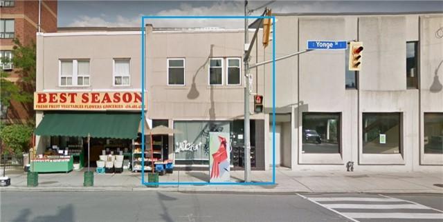 2561 Yonge St, Toronto, ON M4P 2J1 (#C4133752) :: RE/MAX Prime Properties