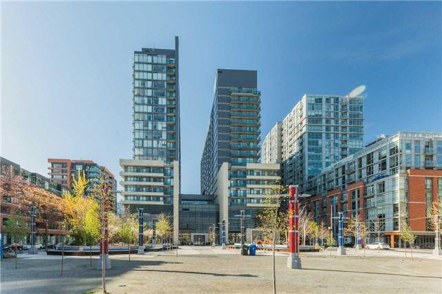36 Lisgar St 812W, Toronto, ON M6J 0C7 (#C4134083) :: Beg Brothers Real Estate