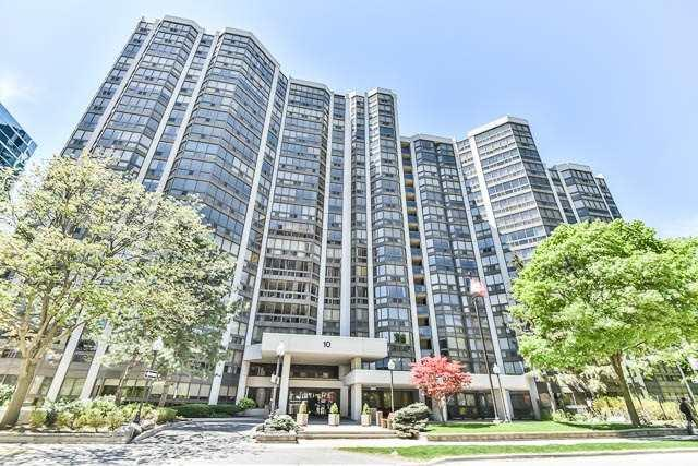 10 Kenneth Ave #1101, Toronto, ON M2N 6K6 (#C4135823) :: RE/MAX Prime Properties