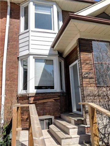 627 Christie St, Toronto, ON M6G 3E6 (#C4135865) :: Beg Brothers Real Estate