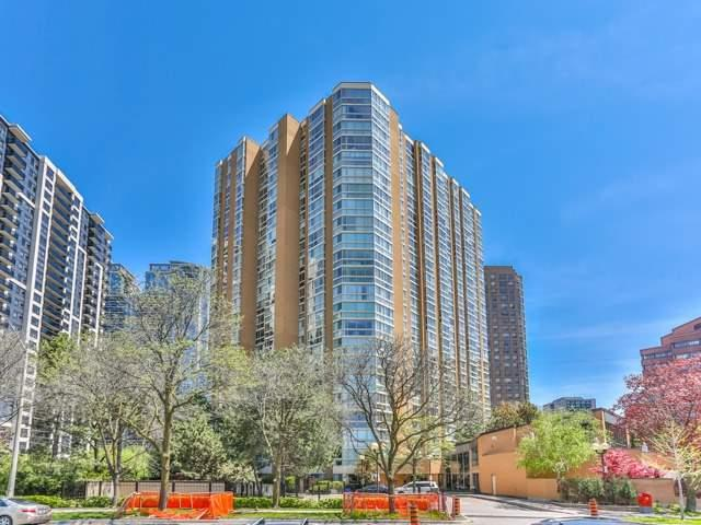 131 Beecroft Rd #2309, Toronto, ON M2N 6G9 (#C4135965) :: Beg Brothers Real Estate