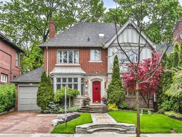 605 Spadina Rd, Toronto, ON M5P 2X1 (#C4137535) :: Beg Brothers Real Estate