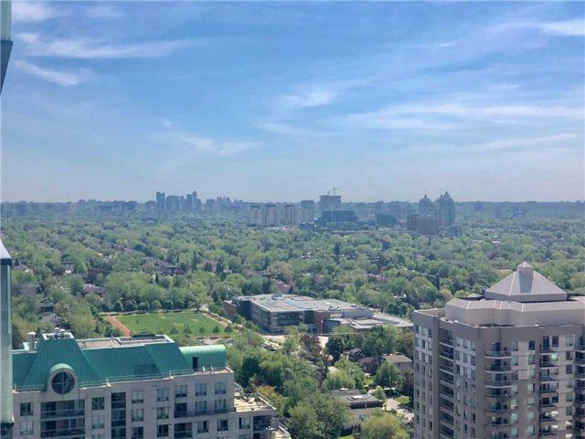 5168 Yonge St #3215, Toronto, ON M2N 5P6 (#C4139911) :: Beg Brothers Real Estate