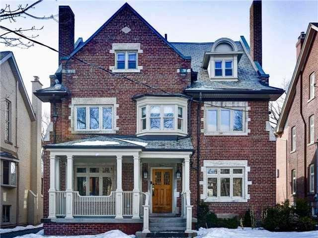 334 Russell Hill Rd, Toronto, ON M4V 2T8 (#C4140400) :: Beg Brothers Real Estate
