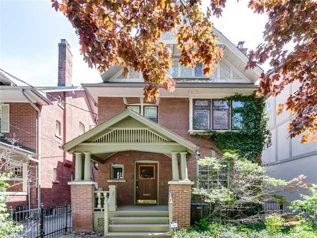 31 E Woodlawn Ave, Toronto, ON M4T 1B9 (#C4182111) :: RE/MAX Prime Properties