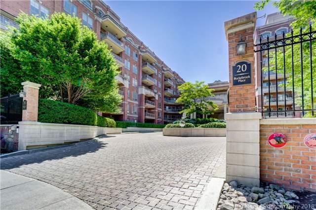 20 Burkebrook Pl #205, Toronto, ON M4G 0A1 (#C4187727) :: RE/MAX Prime Properties