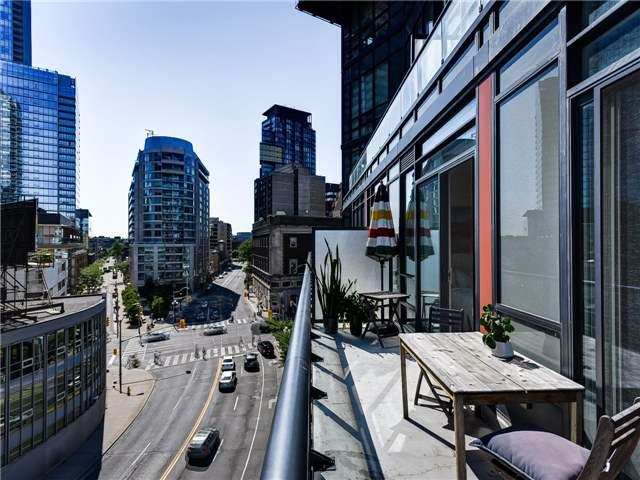 825 Church St #719, Toronto, ON M4W 3Z4 (#C4189206) :: RE/MAX Prime Properties